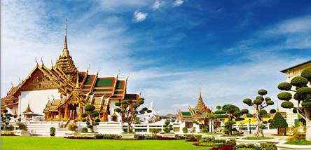 重庆到泰国旅游:曼谷\芭提雅\普吉岛八日游(全