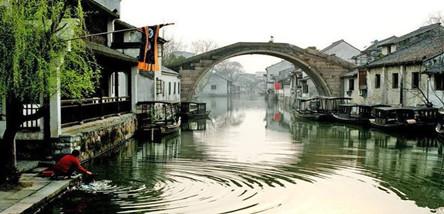 重庆到上海苏州杭州、乌镇周庄西塘双飞六日游