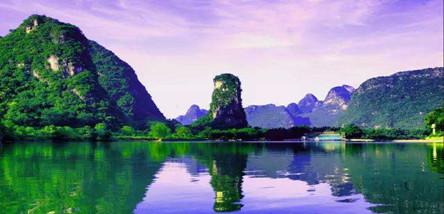 重庆到桂林、阳朔、北海涠洲岛双飞6日游