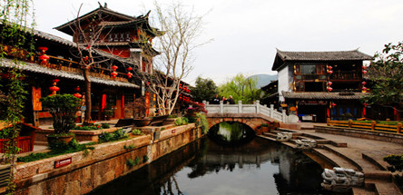 重庆到丽江、泸沽湖双飞五日游
