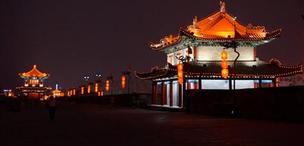 重庆到西安兵马俑、华清宫、大明宫、明城墙、