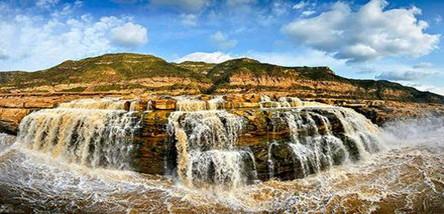 重庆到西安兵马俑、华山、黄帝陵、壶口瀑布双