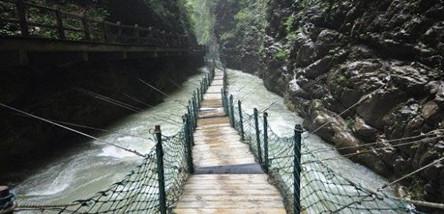 重庆黑山谷、武隆天坑三桥、龙水峡地缝3日3晚纯