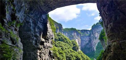 武隆仙女山、天坑、龙水峡地缝二日游