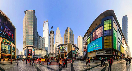 重庆市内、武隆天坑三桥、龙水峡地缝、黑山谷