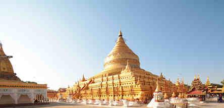 重庆到缅甸旅游:昆明-曼德勒-蒙育瓦-眉缪-敏贡