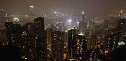 重庆到香港、港珠澳大桥、澳门双飞5日游